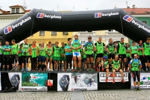 Czech Adventure Race 2013 - deel 1